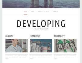#11 untuk Design a Website Mockup oleh raheelzaher
