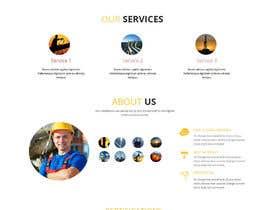 syrwebdevelopmen tarafından Design a Website Mockup için no 9