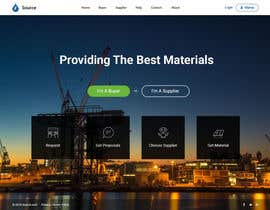 #15 untuk Design a Website Mockup oleh amitpokhriyalchd