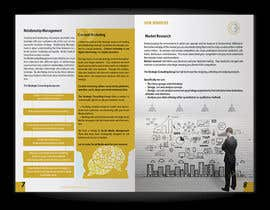 #31 untuk Put together a brochure for The Strategic Consulting Group oleh AndreiZorilaTM