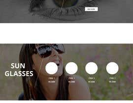 #3 untuk Design a Website Mockup oleh kumarsravan031
