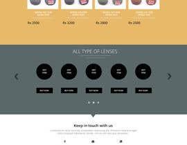 #18 untuk Design a Website Mockup oleh kumarsravan031