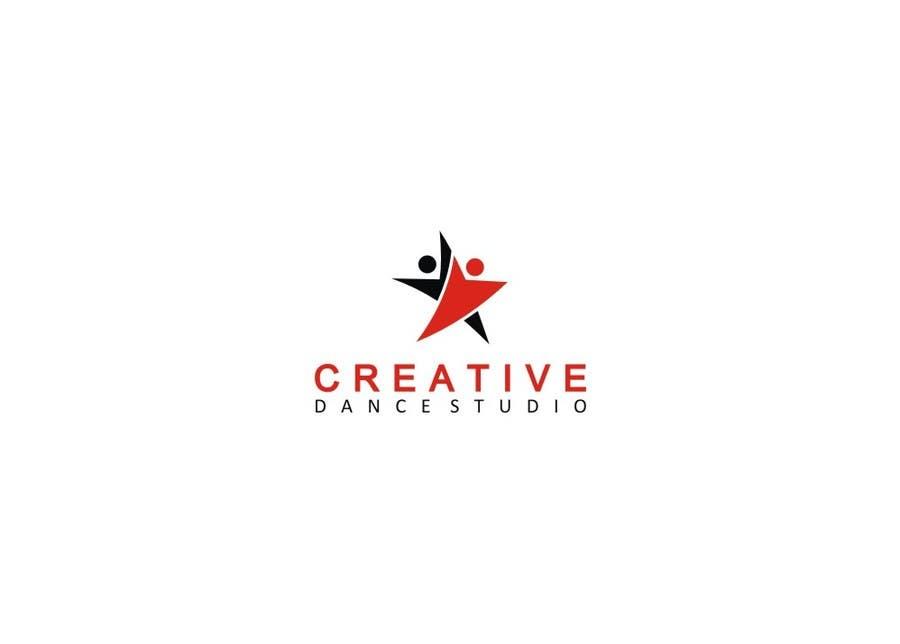 Penyertaan Peraduan #92 untuk Design a Logo for a Dance Studio