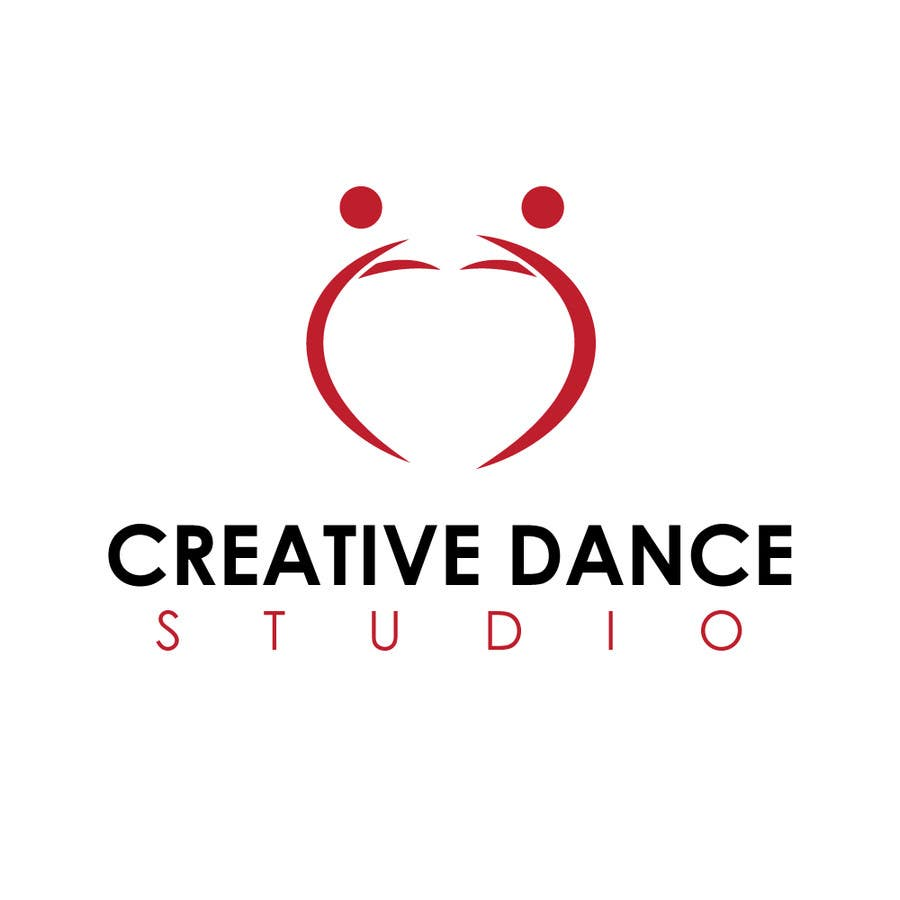 Penyertaan Peraduan #18 untuk Design a Logo for a Dance Studio