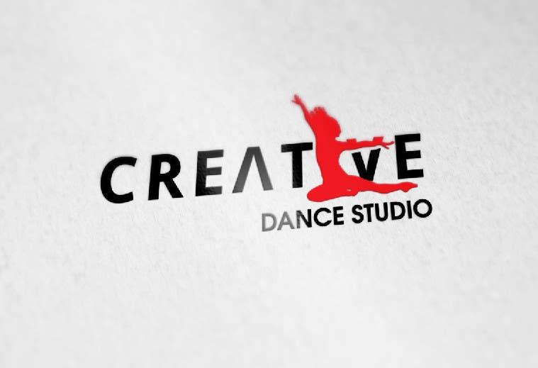 Penyertaan Peraduan #52 untuk Design a Logo for a Dance Studio