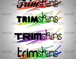 #26 for Design a Logo for our website TrimSkins (mobile phone skins) by PoisonedFlower