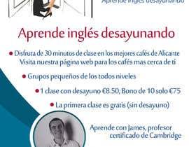 #11 untuk Design a Flyer text is provided by us oleh saranyaarchi