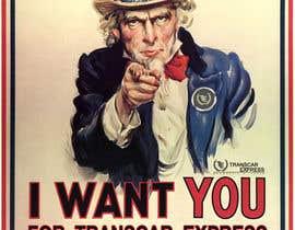 "#8 untuk Alter UNCLE SAM ""I want you"" poster for business. oleh AndyBrandon"
