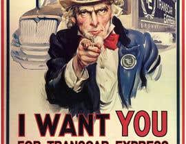 "#25 untuk Alter UNCLE SAM ""I want you"" poster for business. oleh AndyBrandon"
