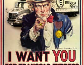 """#22 untuk Alter UNCLE SAM """"I want you"""" poster for business. oleh vgeofx"""