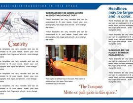 towhidhasan14 tarafından Design a Datasheet/cutsheet/brochure for our first product için no 4