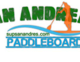 #6 untuk Design a Logo for a Stand Up Paddle Company oleh Miroslav97