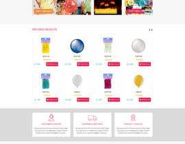 #2 untuk Design a Website Mockup for Ecommerce site oleh suryabeniwal