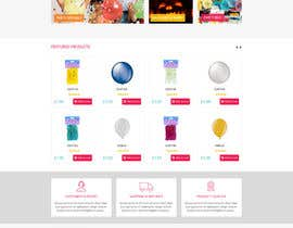 suryabeniwal tarafından Design a Website Mockup for Ecommerce site için no 2