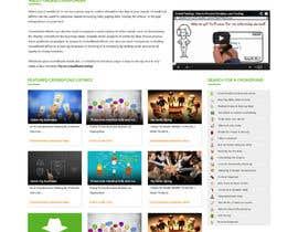 duongdv tarafından Design a Website Mockup için no 20