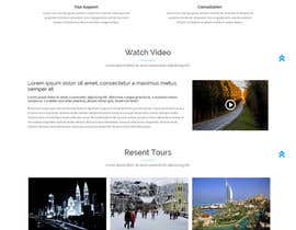 #6 untuk Design & Code a Travel Deals Landing Page (Multiple Winners) oleh saddy007