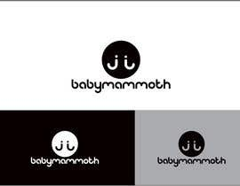 #109 para Design a Logo for Baby Mammoth! por rueldecastro