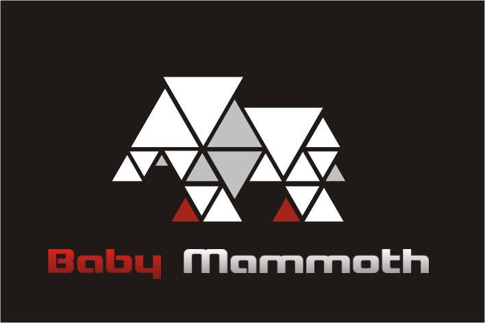 #67 for Design a Logo for Baby Mammoth! by ariekenola