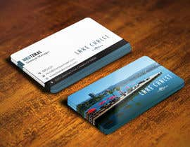 #68 untuk Design some Business Cards for Lake Chalet oleh youart2012