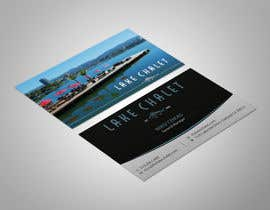 #46 untuk Design some Business Cards for Lake Chalet oleh ashanurzaman