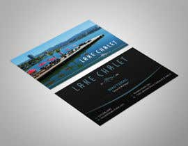 #84 untuk Design some Business Cards for Lake Chalet oleh ashanurzaman
