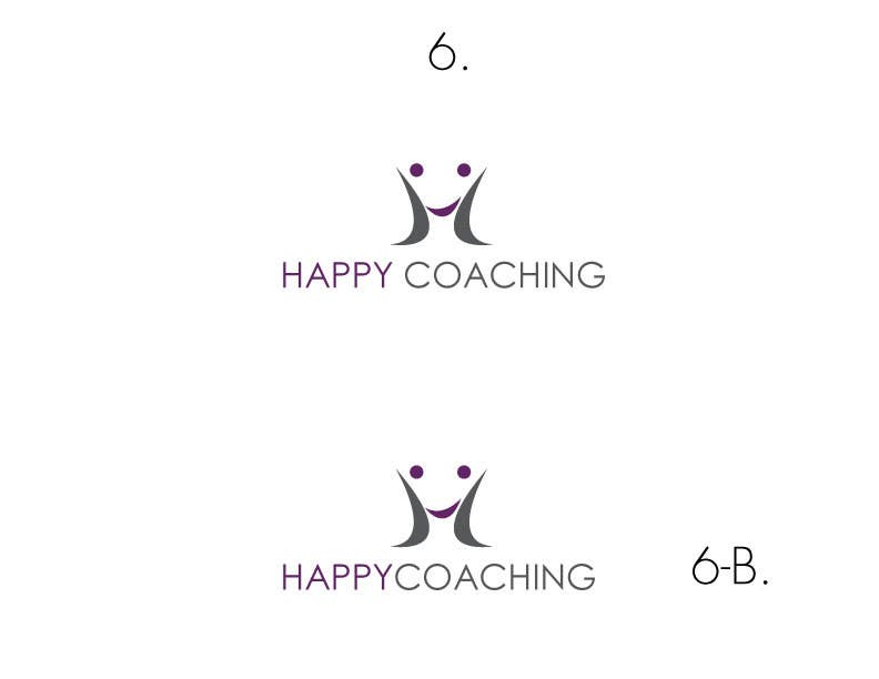 Contest Entry #132 for Happy Coaching Logo