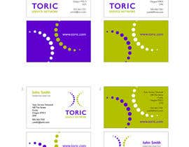 #20 for Design a Logo for Toric Service Network by HallidayBooks