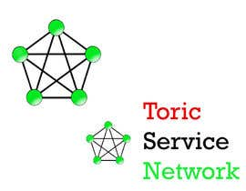 #34 for Design a Logo for Toric Service Network by roedylioe