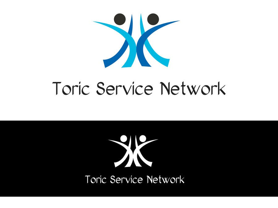 #7 for Design a Logo for Toric Service Network by shrish02