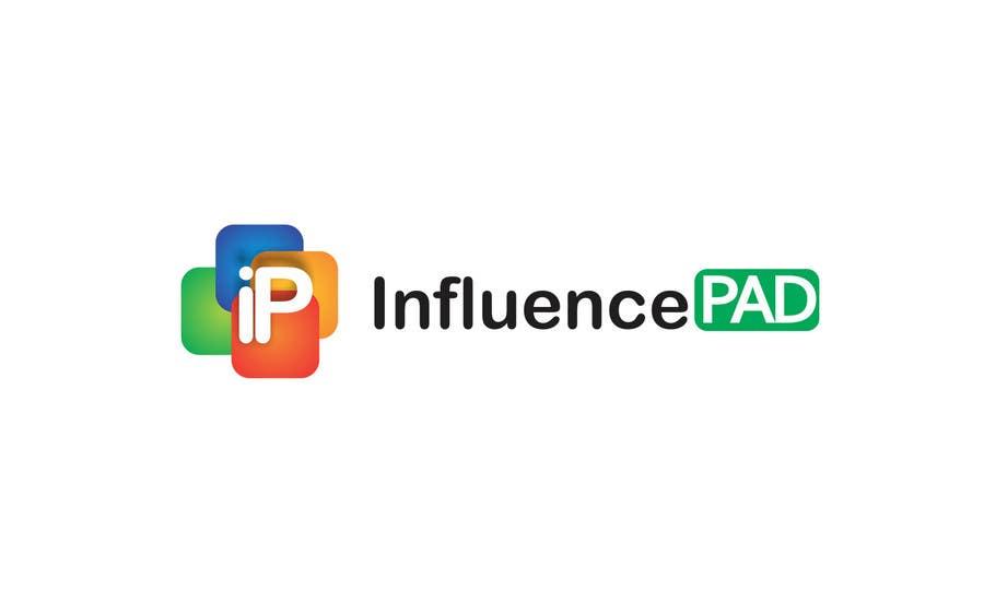 Inscrição nº 218 do Concurso para Logo Design for InfluencePad