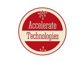 #110 for Design a Logo for Accelerate Technologies by preethamdesigns