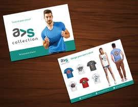 Chaddict tarafından Design a Flyer for a online shop için no 7