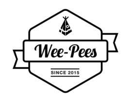 vinu91 tarafından Wee-Pees logo design için no 1