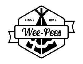 vinu91 tarafından Wee-Pees logo design için no 2