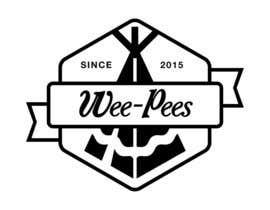 vinu91 tarafından Wee-Pees logo design için no 9
