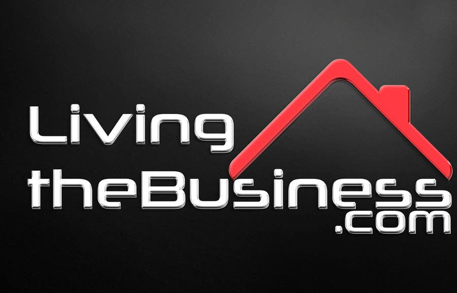 #6 for Design a Logo for LivingtheBusiness.com a real estate training, consulting and coaching company by rogeriolmarcos