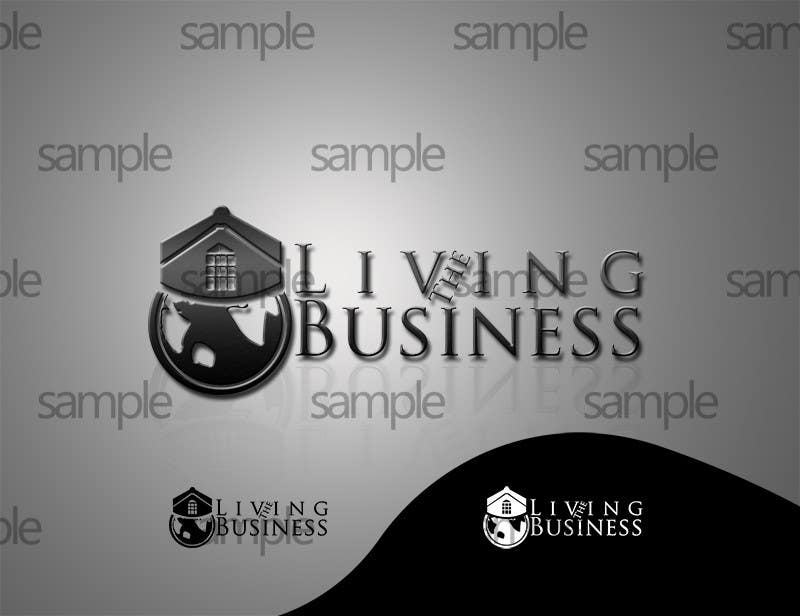 #4 for Design a Logo for LivingtheBusiness.com a real estate training, consulting and coaching company by PoisonedFlower