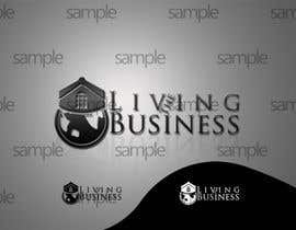 Nro 4 kilpailuun Design a Logo for LivingtheBusiness.com a real estate training, consulting and coaching company käyttäjältä PoisonedFlower