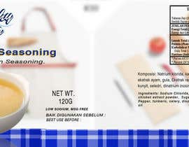 #37 untuk Fast & easy job, making a label design for natural seasoning oleh mulanmarenda