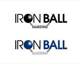 #157 untuk Design a Logo for  Iron Ball  Marketing oleh tmkhung