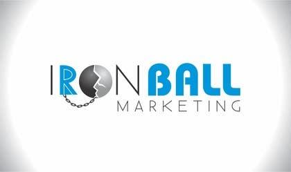 #21 untuk Design a Logo for  Iron Ball  Marketing oleh manu123dk