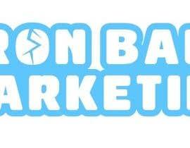 #143 untuk Design a Logo for  Iron Ball  Marketing oleh powelli