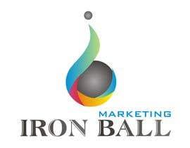 #147 untuk Design a Logo for  Iron Ball  Marketing oleh amjadawan1