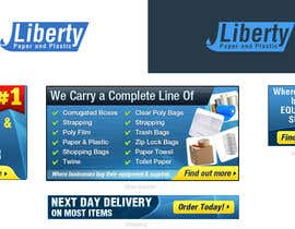 BenGraphics tarafından Design a Logo for Liberty Paper and Plastic için no 189