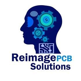 #36 untuk Design a Logo for Reimage PCB solutions oleh imranfareed