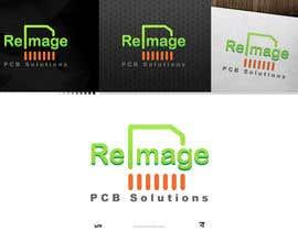 #31 untuk Design a Logo for Reimage PCB solutions oleh ctate