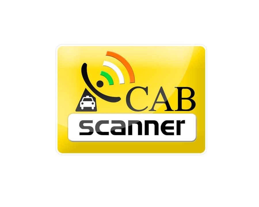 Bài tham dự cuộc thi #41 cho Design a Logo for a taxi search app