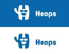 """xalimorganx tarafından Logo for the app """"Heaps"""" için no 141"""