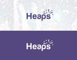 """duongdv tarafından Logo for the app """"Heaps"""" için no 35"""
