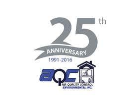 #8 untuk 25th Anniversary Decal oleh tazbir00007